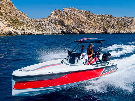 Saxdor 200 Sport: l'innovazione nel mondo della nautica