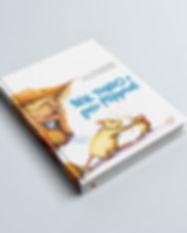 Copertina-libro-Ben Tondo e gatto peppon