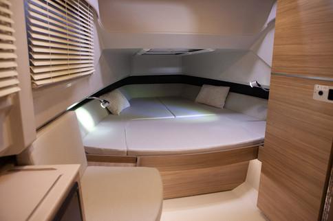 Cabina letto Saxdor 320