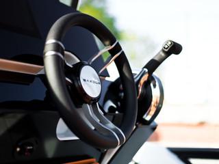 Volante Nero Saxdor 200 Sport