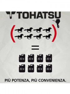 NOVITA' TOHATSU AL SALONE DI GENOVA