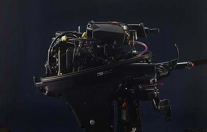 Struttura motore fuoribordo Tohatsu