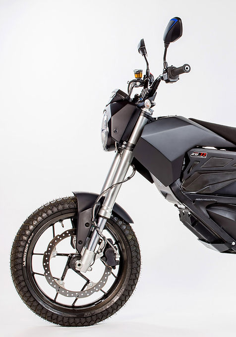 Moto elettrica Kituan Ampereame
