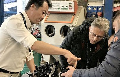 Assistenza tecnica fuoribordo Tohatsu Italia