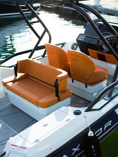 Wave boat Saxdor 200 Sport sedili affiancati
