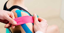 taping elastico osteopatia osteopathic wellness center
