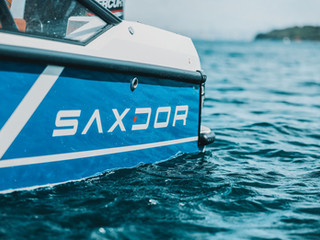 Barca a motore Saxdor 200