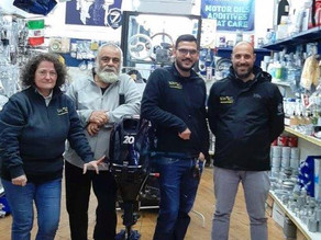 Nautica GS – Il tuo punto TOHATSU e LIQUI MOLY a Salerno