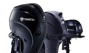 Gamma Motori fuoribordo Tohatsu