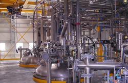 Reattori e Piping reparto resine