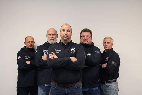 Team assistenza Tohatsu Italia