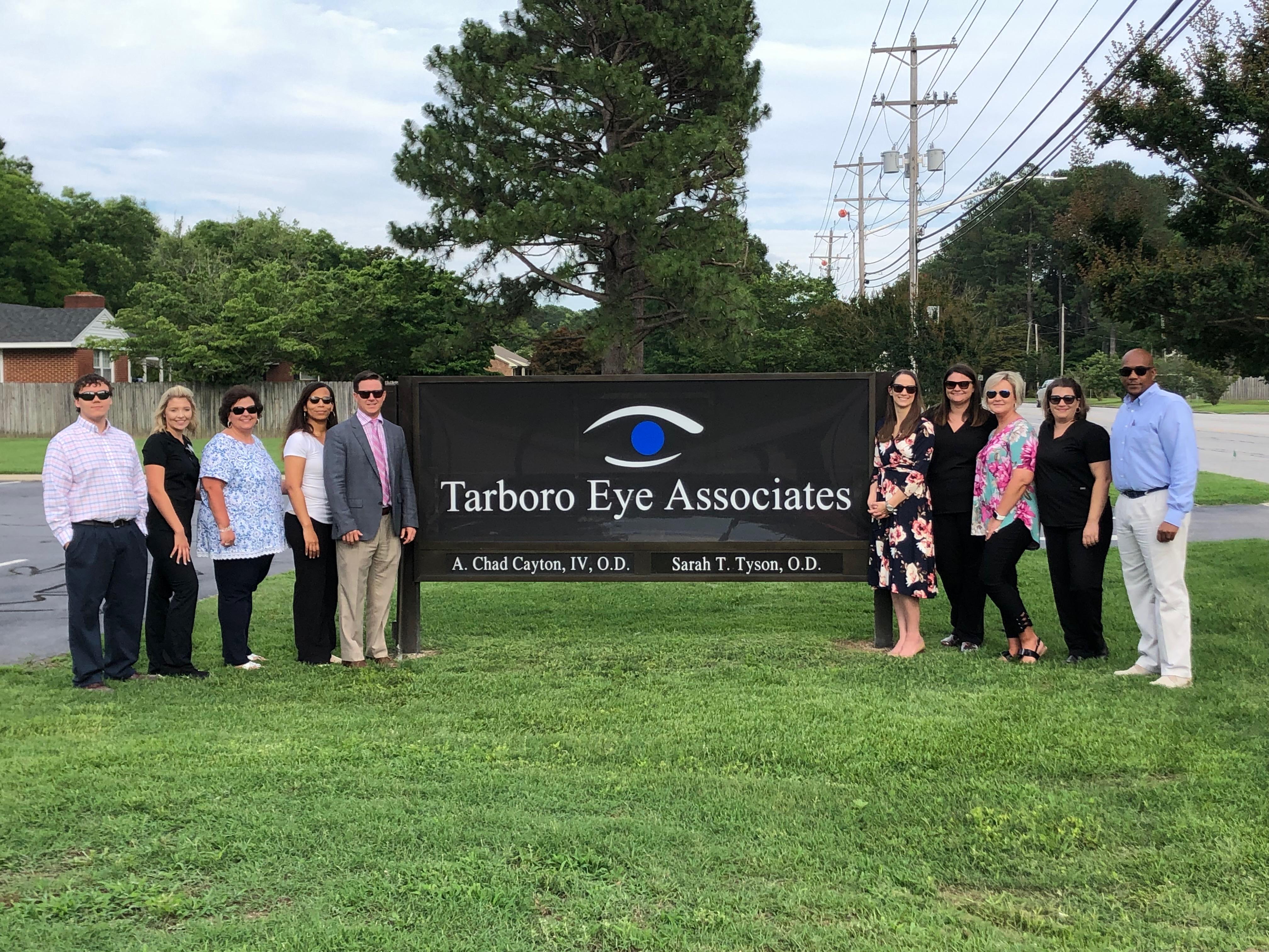 Tarboro Eye Associates Staff