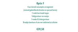 Optie F