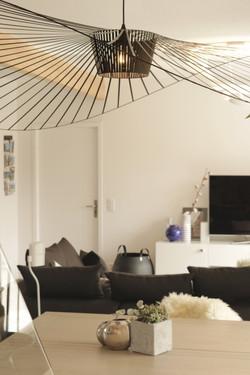 Interieur-moderne-suspension-petite-