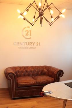 Agence century 21 Evian