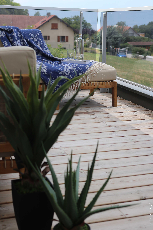 Canapé extérieur