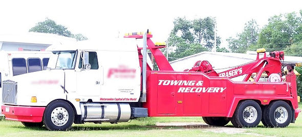 FRASER'S Auto Repair Heavy Duty Towing &