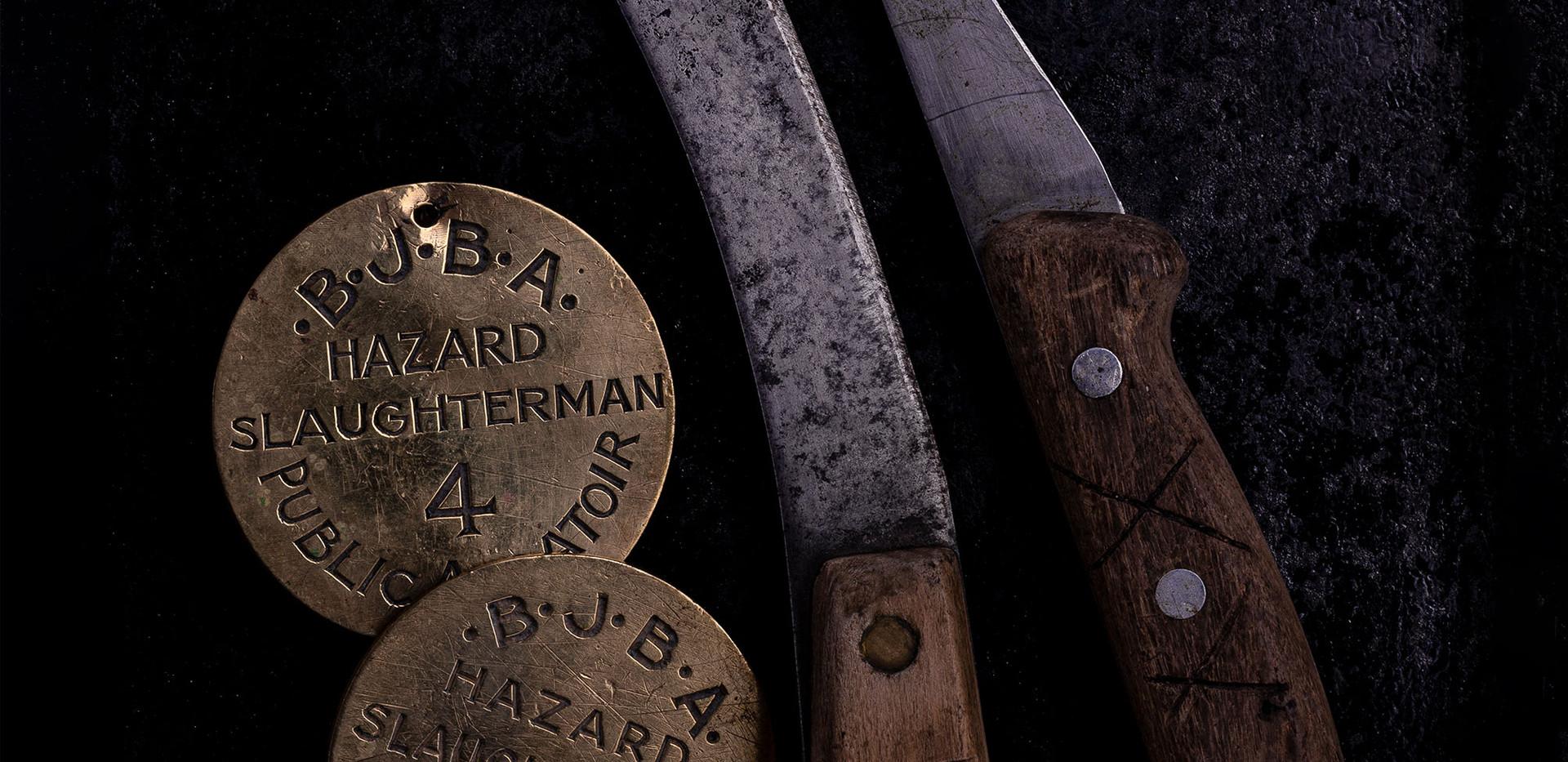 Knives & Licenses