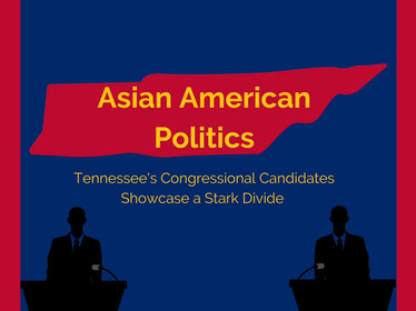 Asian American Politics: Tennessee's Congressional Candidates Showcase a Stark Divide