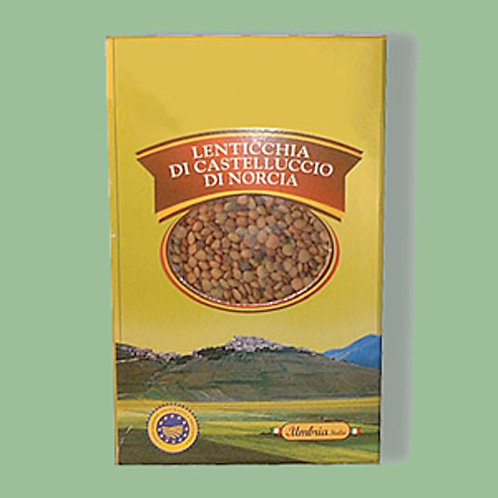Lentils from Castelluccio