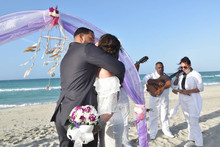 Married by Sun, Sand and Sea ...in 2020