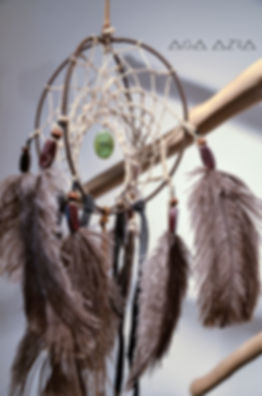3D Natural DreamCatcher