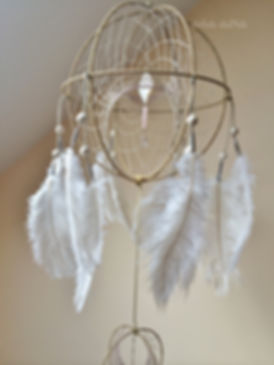 3D Double Orb DreamCatcher