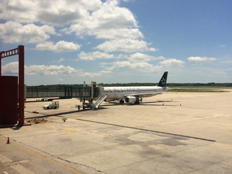 Departing in 2020 and Arriving in 2021 - A Toronto Pearson Airport Experience