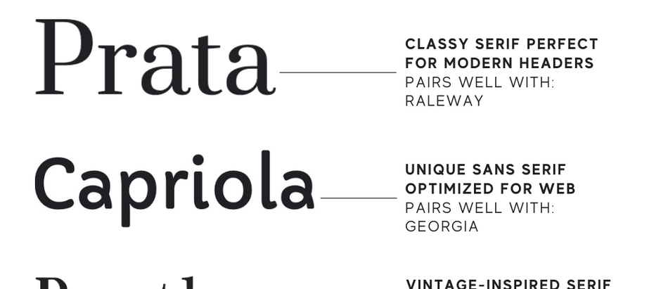 #FREEFONTFRIDAY - 6 Free Fonts to Level Up Your Design (+ How to Pair Them)