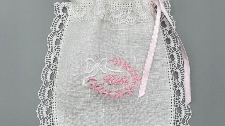 Bolsa Biberón Rosa