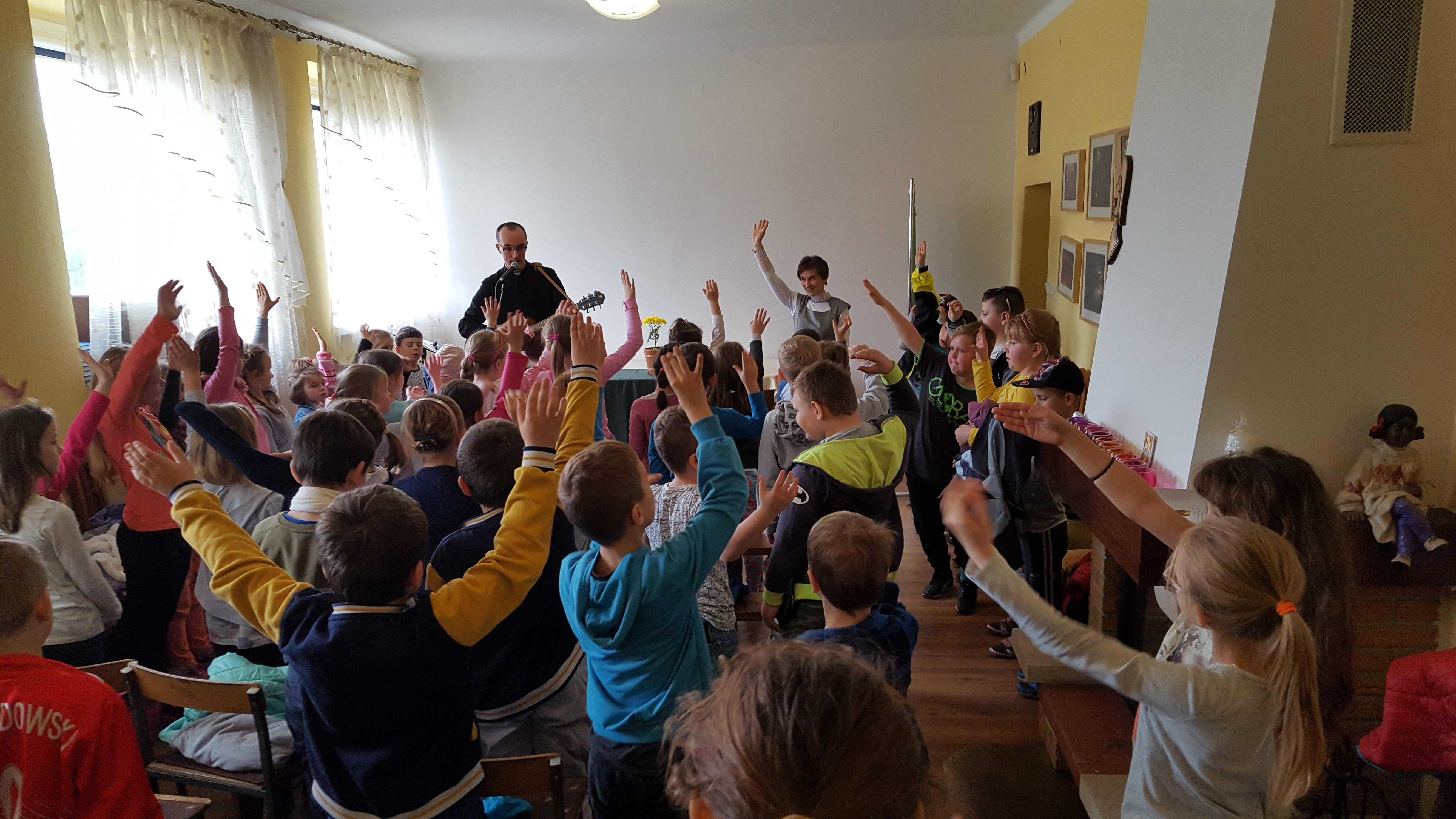 rekolekcje dla dzieci 2017 - ks
