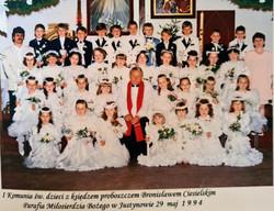 I Komunia św. 1994