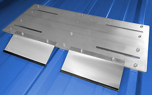 SD Screw Down VentSaver Mounting Plate (Without VentSaver)