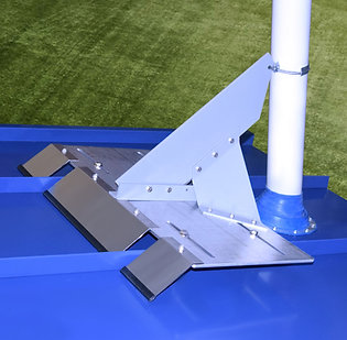 VentSaver HD with Standing Seam Mounting Plate