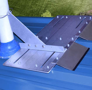 VentSaver EZ with screw down mounting plate