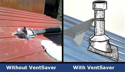 VentSaver HD with Wing Kit