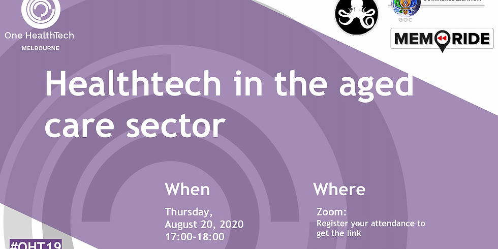Healthtech in the Aged Care Sector (Melbourne)