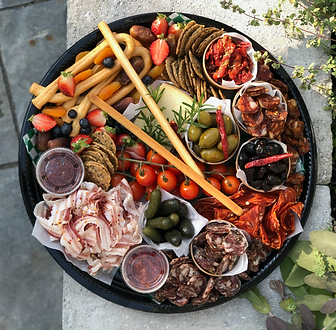 Salumi Tassoni Grande Grazing Platter