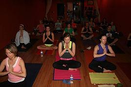 New yoga student lee's summit