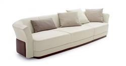 Прямой диван NUVOLA в LUXURYSOFAS