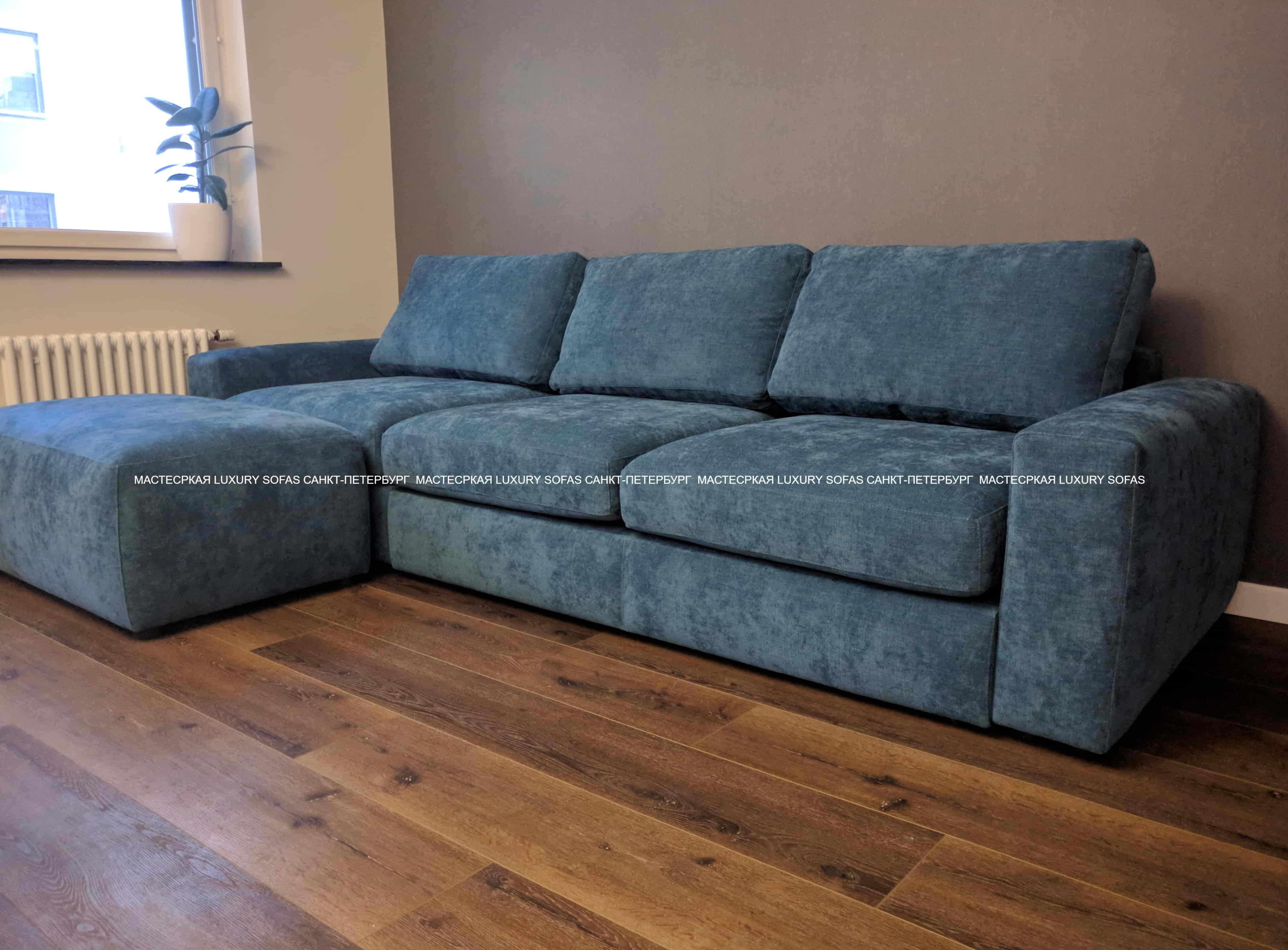 Угловой диван LS416