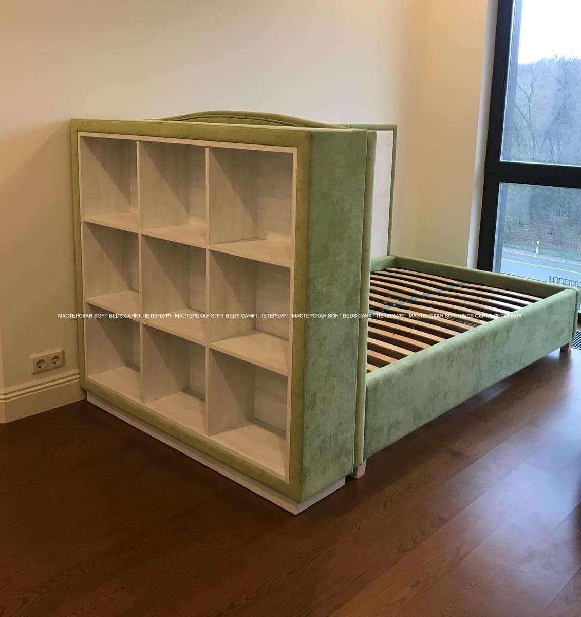 Кровать+комод SB88