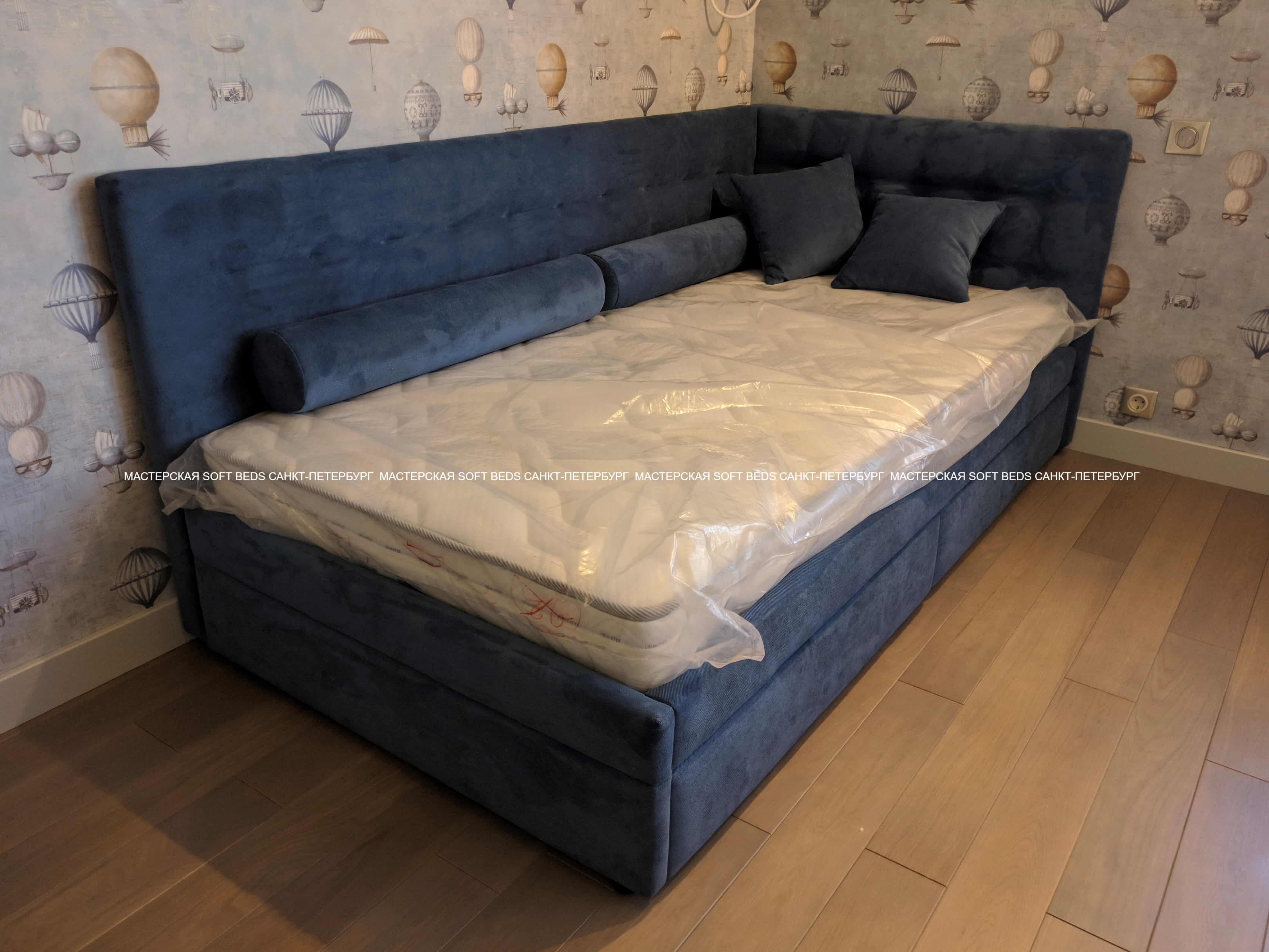 Детская кровать SB381
