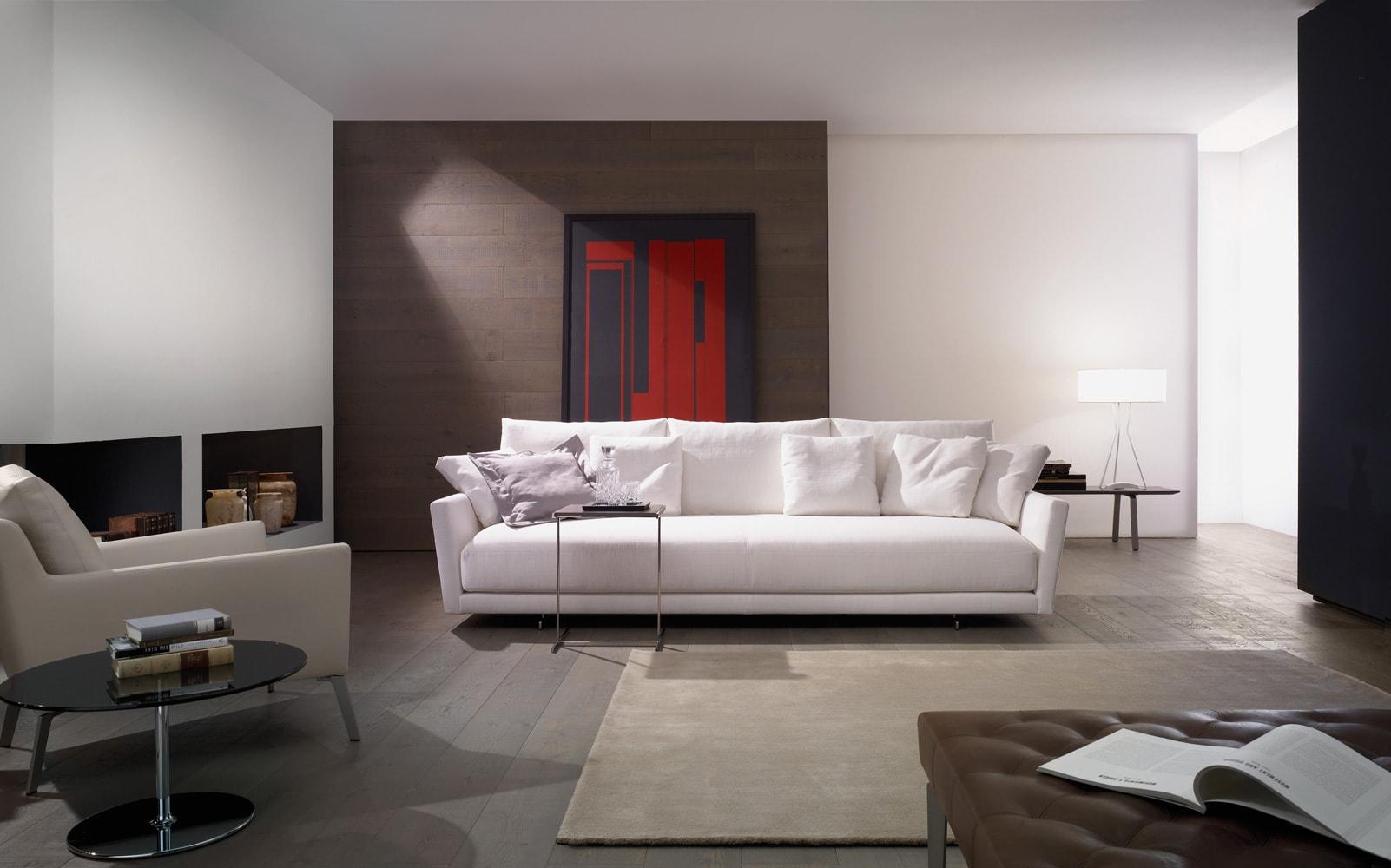 Прямой диван ANGELO в LUXURYSOFAS
