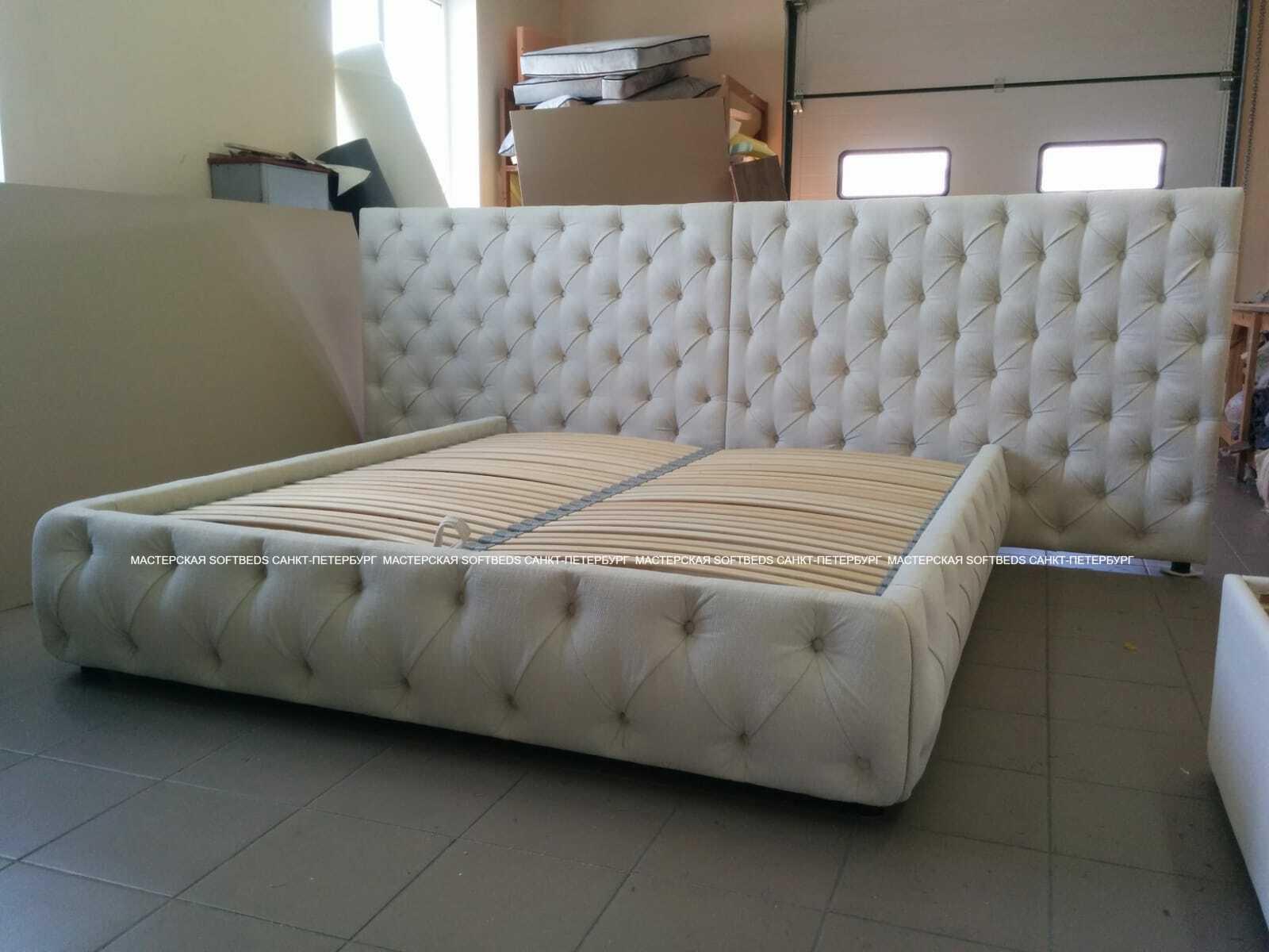 Кровать+панель SB71