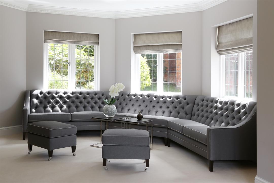 Угловой диван RENOIR в LUXURYSOFAS
