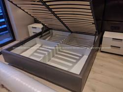 Кровать+панель SB401