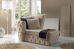Прямой диван BUREN в LUXURYSOFAS