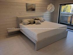 Кровать с тумбами SB296