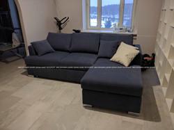 Угловой диван LS397